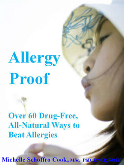 Allergy-Proof: Over 60 Drug-Free, All-Natural Ways to Beat Allergies