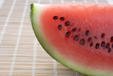 Watermelon is delicious and has many healing benefits.